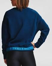 Under Armour Women's Project Rock Fleece Crewneck Sweatshirt product image