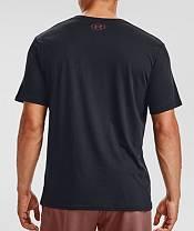 Under Armour Men's Multicolor Collegiate Short Sleeve T-Shirt product image