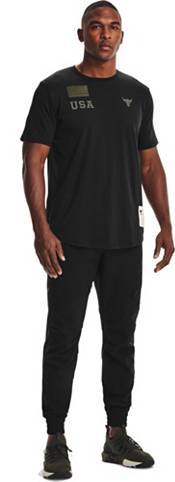 Under Armour Men's Project Rock Veteran's Day Graphic T-Shirt product image