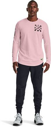 Under Armour Men's Project Rock Blood Sweat Respect Graphic Long Sleeve Shirt product image
