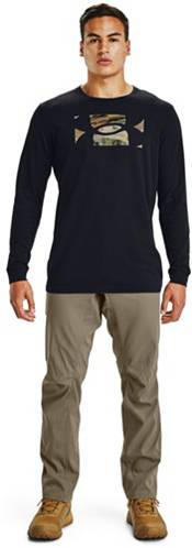 Under Armour Men's Camo Fill Long Sleeve Shirt product image