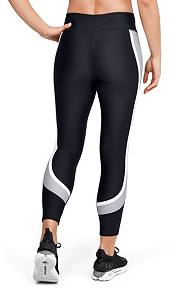 Under Armour Women's HeatGear Stripe Ankle Crop Tights product image