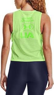 Under Armour Women's HeatGear Armour Muscle Mesh Tank Top product image