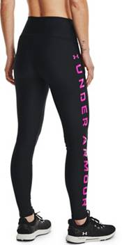 Under Armour Women's HeatGear Armour No-Slip Waistband Branded Leggings product image