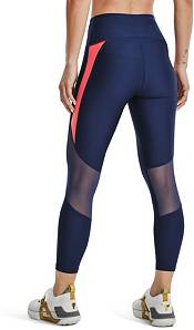 Under Armour Women's Project Rock HeatGear No-Slip Ankle Tight Leggings product image