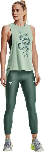 Under Armour Women's Project Rock 7/8 Leggings product image