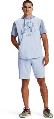Under Armour Men's Rival Terry Short Sleeve Hoodie product image