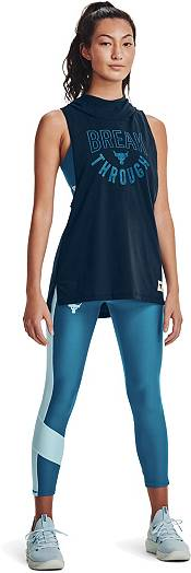 Under Armour Women's Project Rock Hooded Tank Top product image