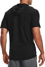 Under Armour Men's Project Rock Charged Cotton Short Sleeve Hoodie product image