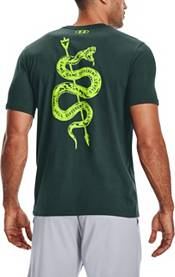 Under Armour Men's Project Rock Same Game Graphic T-Shirt product image