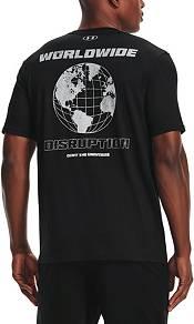 Under Armour Men's Project Rock Fire T-Shirt product image