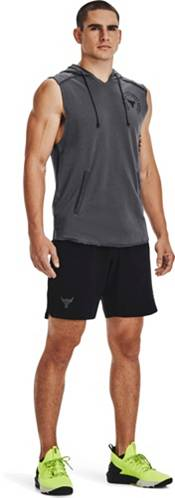 Under Armour Men's Project Rock Snake Sleeveless Hoodie product image