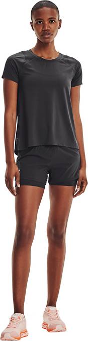 Under Armour Women's Iso-Chill Run 200 Short Sleeve Shirt product image