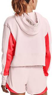 Under Armour Women's Rival Fleece Embroidered Pullover Hoodie product image