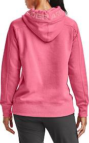 Under Armour Women's Rival Fleece Graphic Hoodie product image