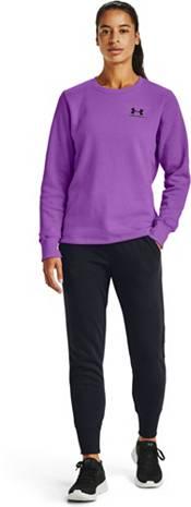 Under Armour Women's Rival Fleece Crewneck Sweatshirt product image