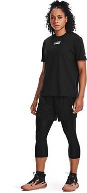 Under Armour Women's HeatGear Armour ¾ HB Basketball Leggings product image