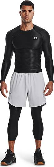 Under Armour Men's HeatGear IsoChill 3/4 Leggings product image