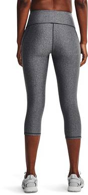 Under Armour Heat Gear High Rise No-Slip Waistband Capri Pants product image