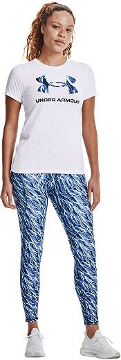 Under Armour Women's HeatGear Print 7/8 Leggings product image
