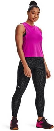 Under Armour Women's HeatGear Armour Tonal No-Slip Waistband 7/8 Tights product image