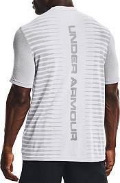 Under Armour Men's Seamless Wordmark Short Sleeve Shirt product image