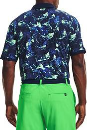 Under Armour Men's Iso-Chill Print Golf Polo product image