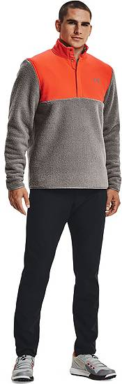 Under Armour Men's Sweater Fleece Pile Golf Pullover product image