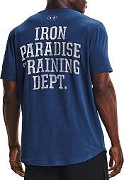 Under Armour Men's Project Rock Training Department Short Sleeve T-Shirt product image