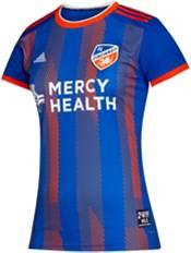 adidas Women's FC Cincinnati Primary Replica Jersey product image
