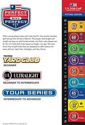 U.S. Kids Golf Ultralight DV2 Driver (42'' Player Height) product image