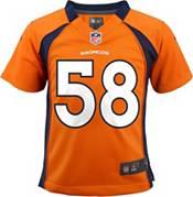 Nike Toddler Denver Broncos Von Miller #58 Orange Game Jersey product image