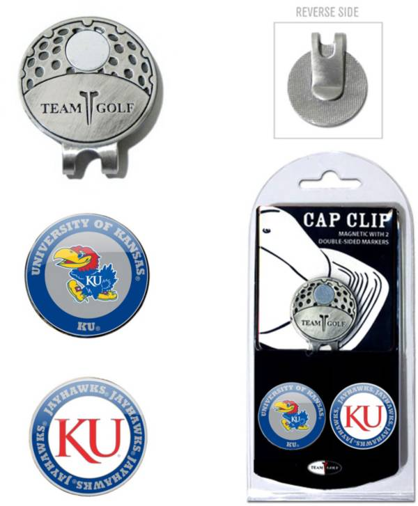 Team Golf Kansas Jayhawks Cap Clip product image