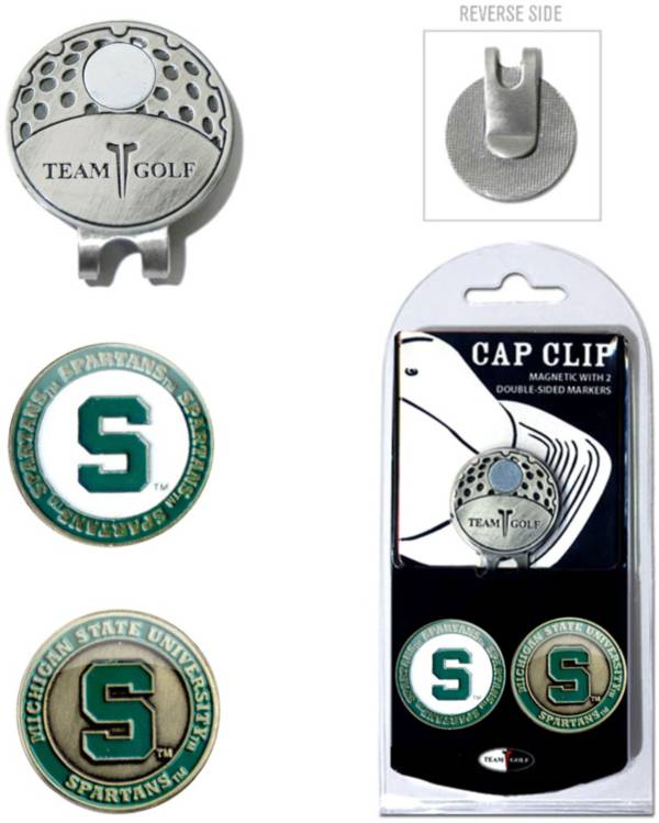 Team Golf Michigan State Spartans Cap Clip product image