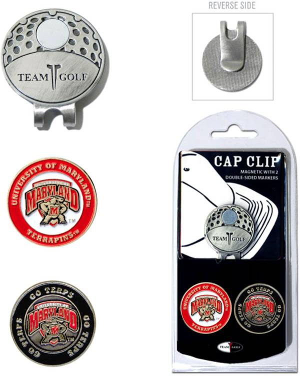 Team Golf Maryland Terrapins Cap Clip product image