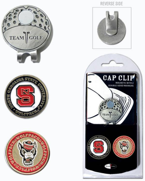 Team Golf NC State Wolfpack Cap Clip product image