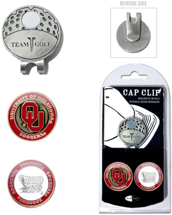 Team Golf Oklahoma Sooners Cap Clip product image