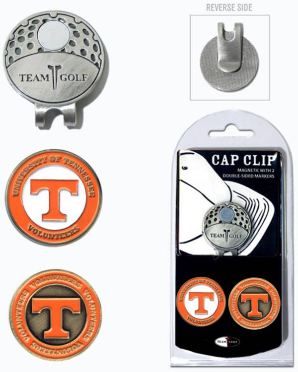 Team Golf Tennessee Volunteers NCAA Cap Clip and Market Set product image