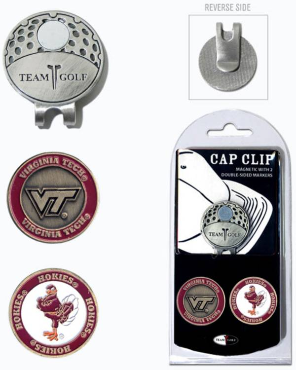 Team Golf Virginia Tech Hokies Cap Clip product image