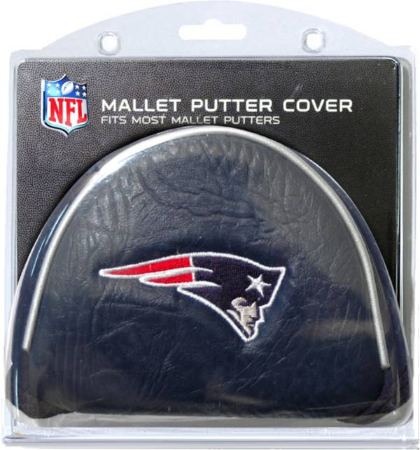 Team Golf New England Patriots Mallet Putter Cover product image