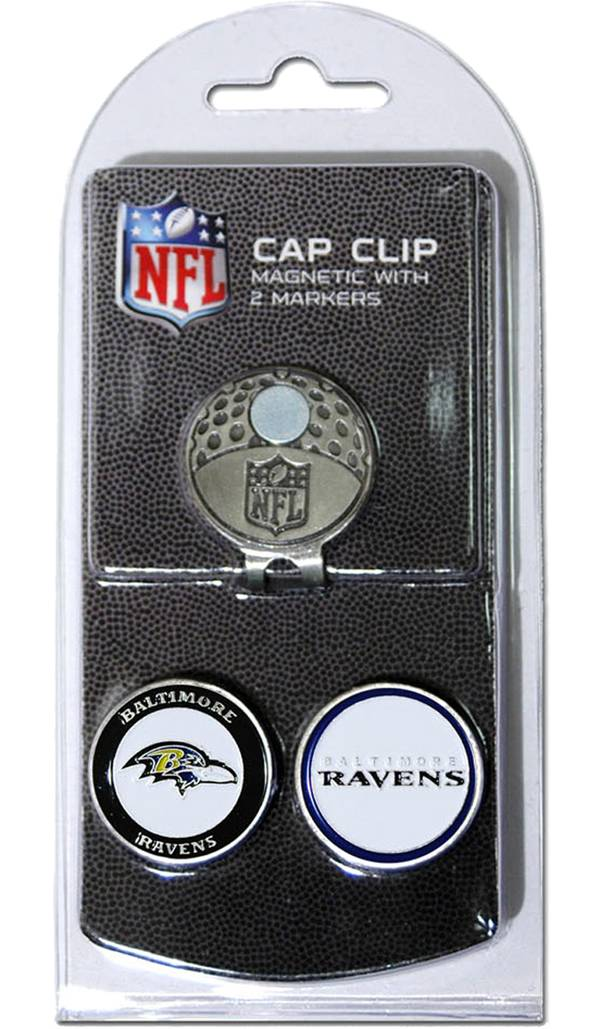 Team Golf Baltimore Ravens Cap Clip product image
