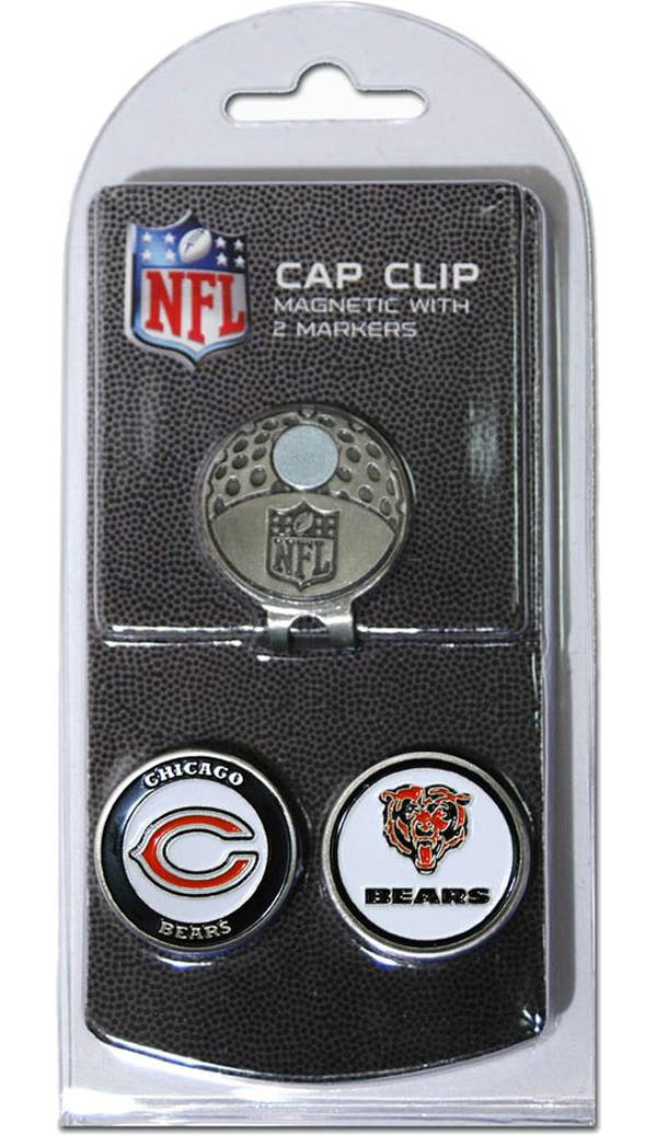 Team Golf Chicago Bears Two-Marker Cap Clip product image
