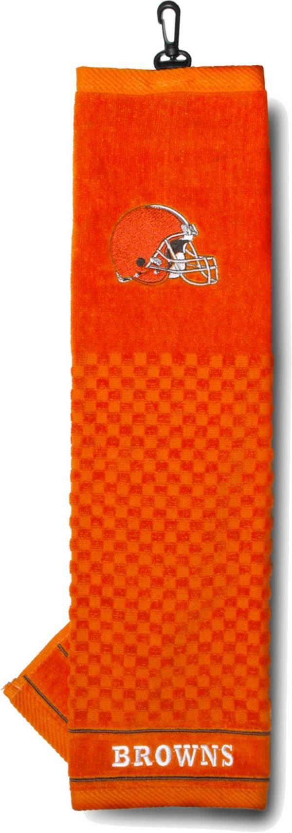 Team Golf Cleveland Browns Embroidered Golf Towel product image