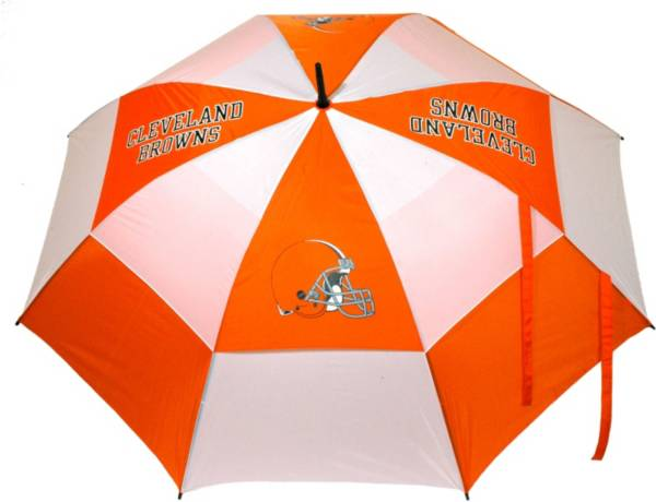 "Team Golf Cleveland Browns 62"" Double Canopy Umbrella product image"