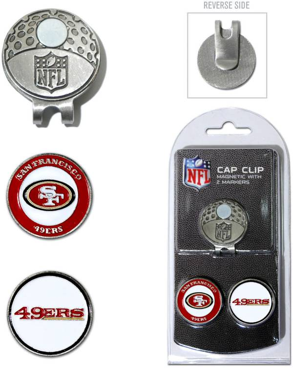 Team Golf San Francisco 49ers Two-Marker Cap Clip product image