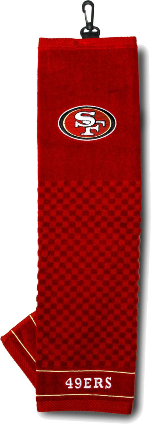 Team Golf San Francisco 49ers Embroidered Golf Towel product image