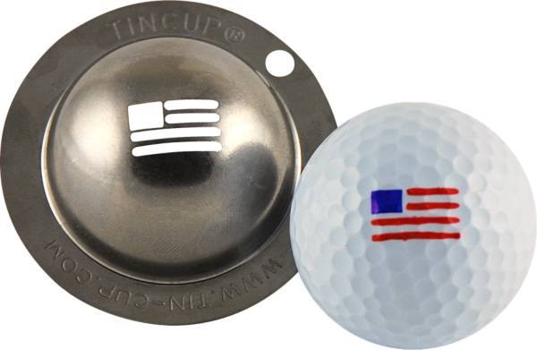 Tin Cup Ball Marking System product image