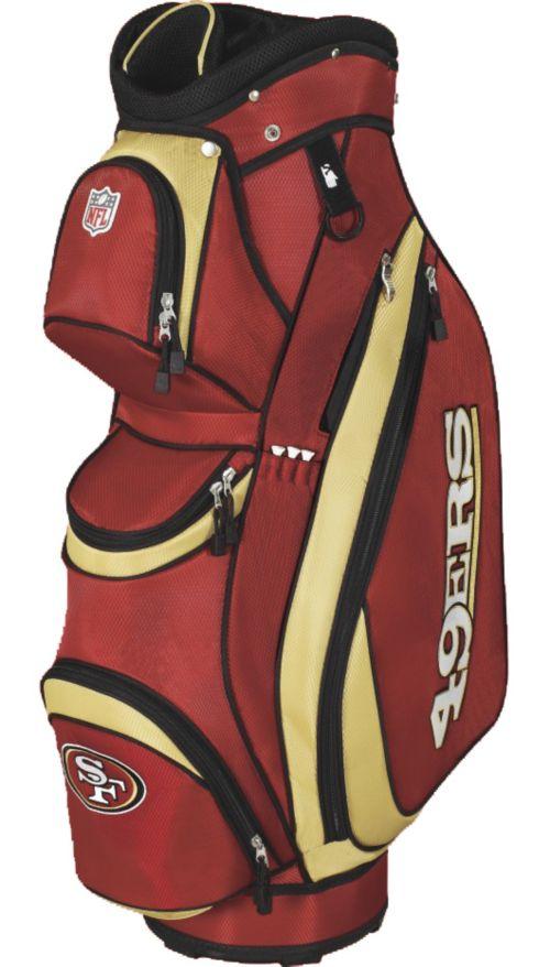Wilson San Francisco 49ers Cart Bag 1 e1c772db4