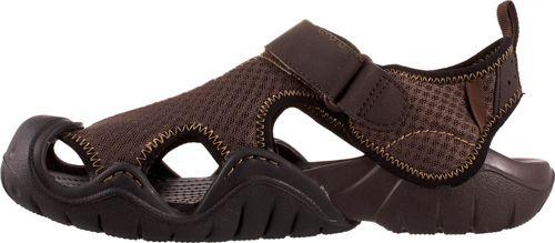 3f763c1894fec Crocs Men s Swiftwater Sandals