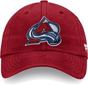 NHL Men's Colorado Avalanche Core Red Adjustable Hat product image
